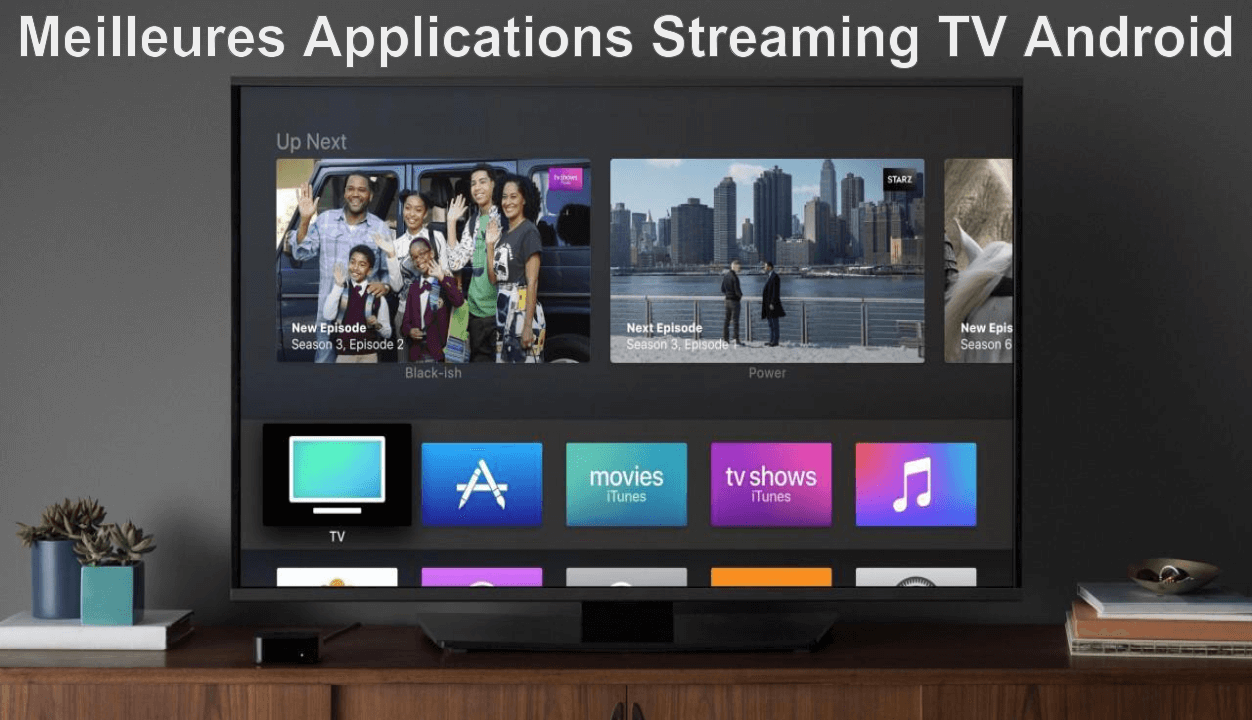 Les Meilleures Applications TV Streaming APK 1