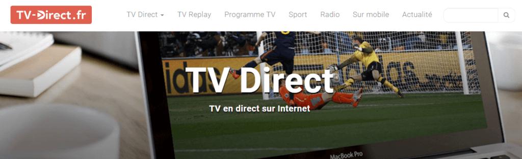 Top 5 Meilleurs sites pour regarder TV en direct 3