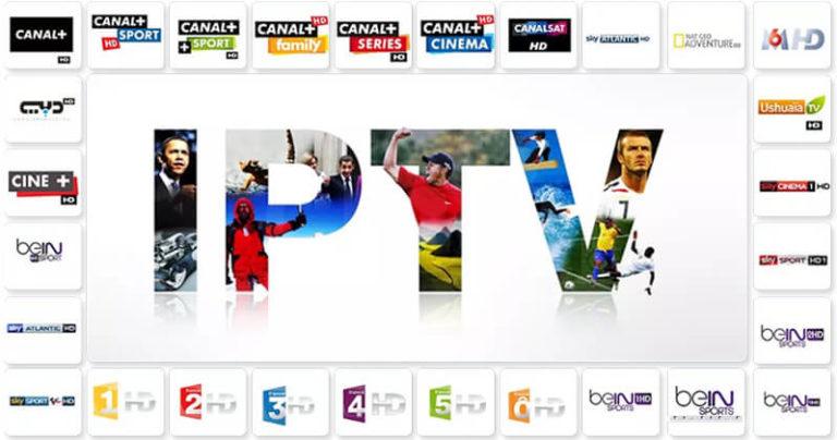 Télécharger des liens iptv m3u Smart TV playlist française gratuit