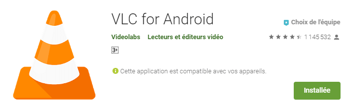 vlc-sur-android