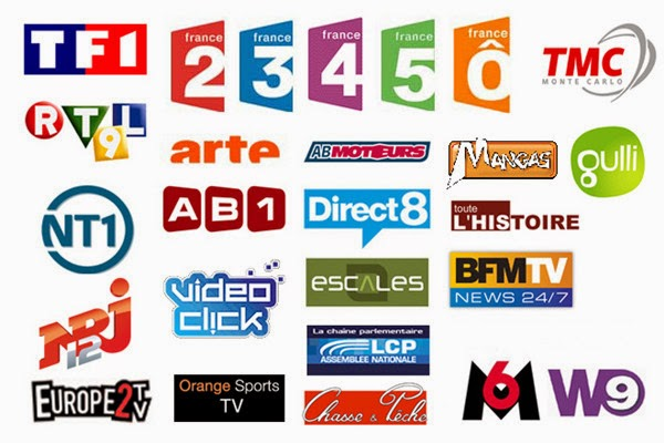 French-TV-channels